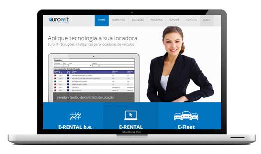 Novo site EuroIT