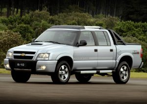 Chevrolet S10 Executive Flexpower 2010