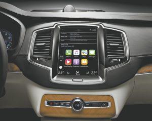 15 DE DEZEMBRO DE 2015 - Apple Car Play chega ao Novo Volvo XC90. BA 20,32 AL 16,15 - TECNO - 21te0101 - NLVL