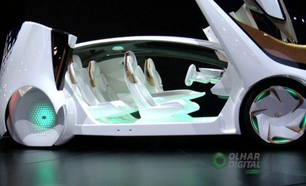 Com inteligência artificial, carros prometem se tornar mais personalizados