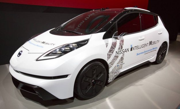 Nissan faz aliança com Nasa e Microsoft para criar carro autônomo