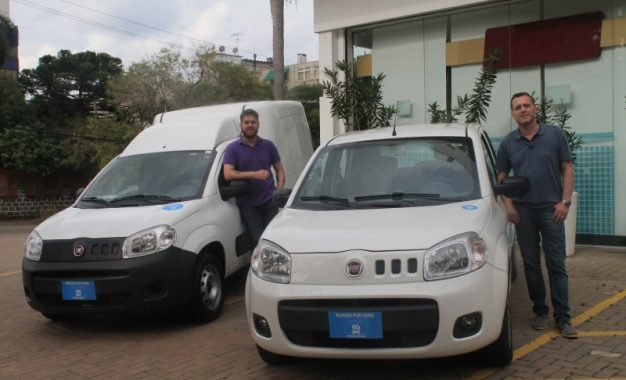 Camona oferece aluguel de carros privados