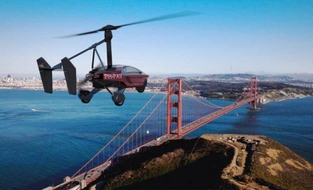 'Carro voador' pode ser encomendado na Holanda, partindo de R$ 1,2 milhão