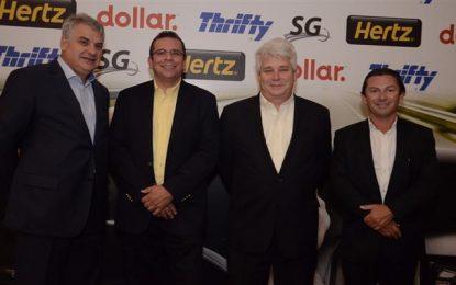 Hertz aguarda lei para trabalhar com Localiza no Brasil