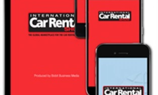 International Car Rental Show's Mobile App Returns