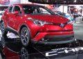 Toyota vive dilema entre C-HR e novo SUV