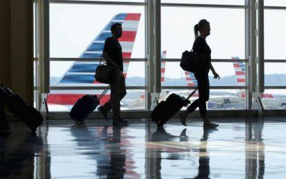Receita com viagens corporativas recua 8,7%