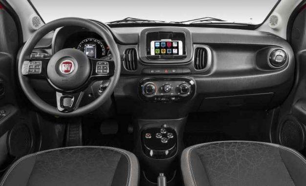 Fiat lança Mobi equipado com câmbio automatizado a partir de R$ 44.780