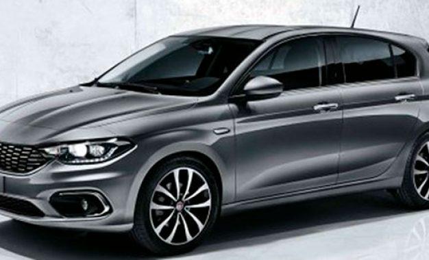 Novo Fiat chama-se Argo