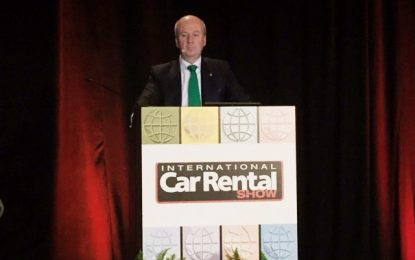 International Car Rental Show Looks to the Future