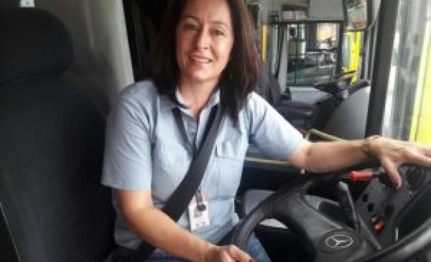 De carona: Motoristas de ônibus são considerados embaixadores do serviço de transporte