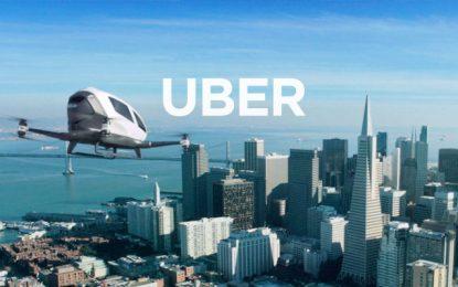 Uber planeja criar novo tipo de veículo voador