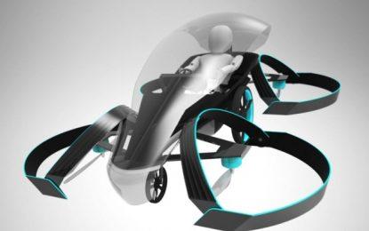 Toyota apoia projeto de carro voador para 2020