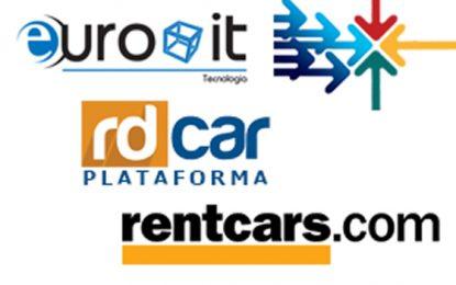 EuroIT e RDCar disponibilizam integrações online com o site Rentcars.com