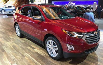 Chevrolet Equinox 2018: Primeiras impressões