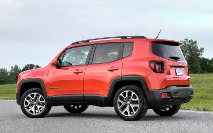 Jeep convoca 89 mil Renegade por falha no freio de estacionamento