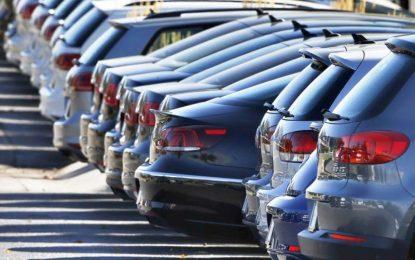 Maio 2017: venda carros novos na Europa
