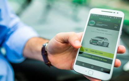 Localiza Fast permite retirar veículo pelo celular