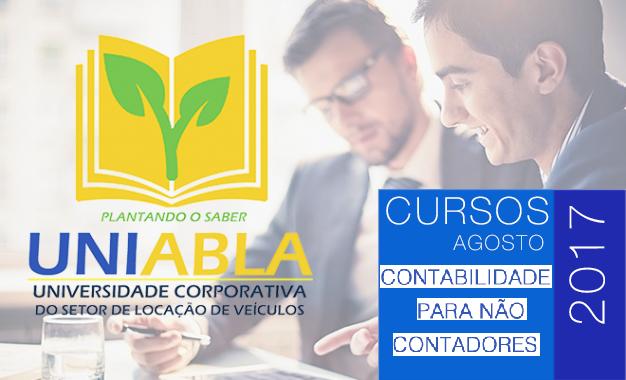 """UNIABLA promoverá no Rio de Janeiro dia 24/08 o curso """"Contabilidade para não contadores"""""""