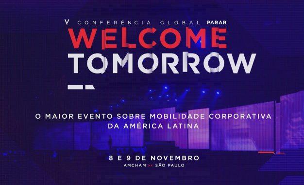 V Conferência Global PARAR dá as boas-vindas ao amanhã
