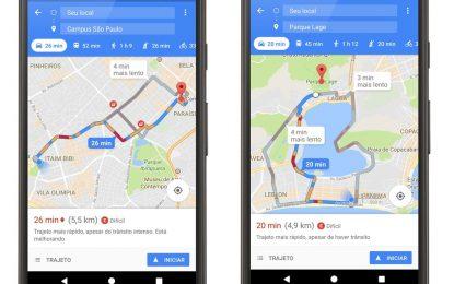 Google Maps ganha recurso que ajuda a encontrar vaga de estacionamento