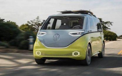 Volkswagen vai lançar versão elétrica e 'futurista' da Kombi em 2022