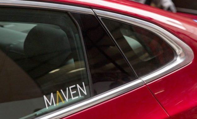Maven, da GM, pode competir com Lyft e Uber