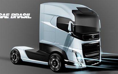 Volvo debate o futuro do transporte no mundo em Fórum da SAE Brasil