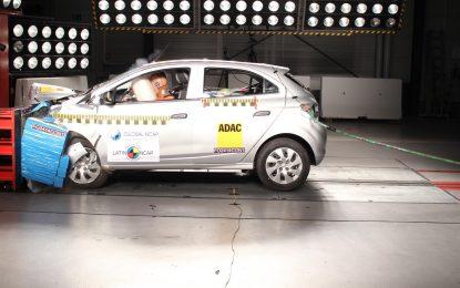 Chevrolet Onix tem zero estrela em teste de segurança do Latin NCap