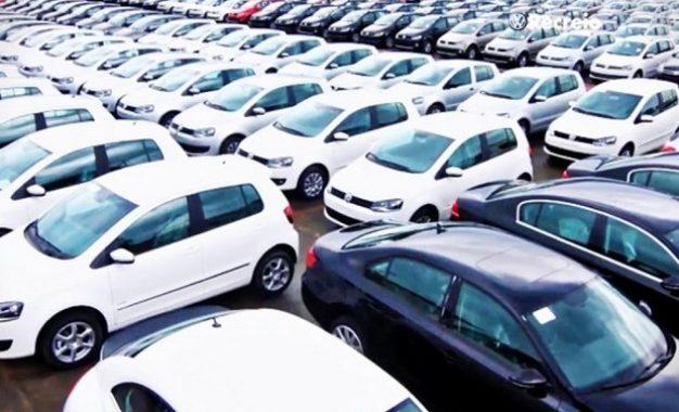Indústria automobilística confirma retomada