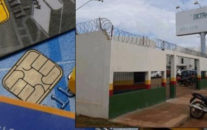 Detran de Rondônia também irá parcelar multas e taxas no cartão de crédito