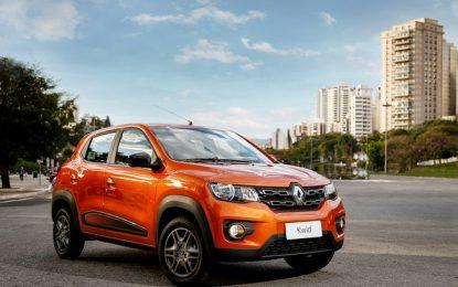 Renault Kwid: novo modelo é o segundo carro mais vendido do mês