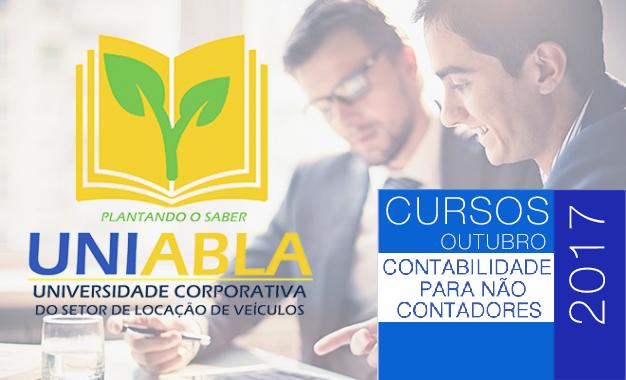 """UNIABLA promoverá em Alagoas dia 19/10 o curso """"Contabilidade para não contadores"""""""
