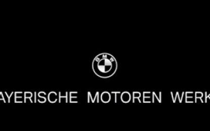 BMW mudará logo para classificar seus carros de luxo