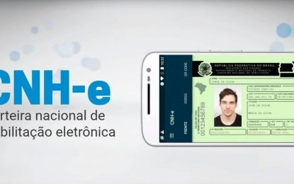 Adeus papel: agora você pode rodar com sua CNH em um app de celular…