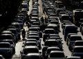 Compartilhamento: mesmo com menos carros, trânsito será maior