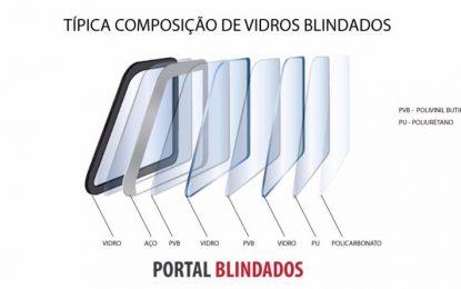 Entendendo a blindagem automotiva – Vidros de Portas
