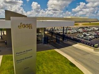 Fábrica Jeep