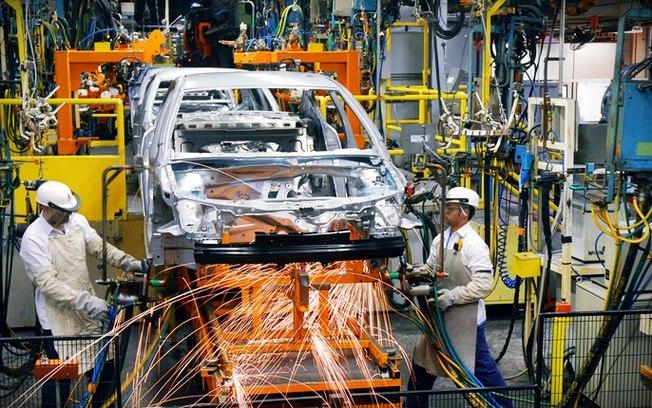 Fábrica carros