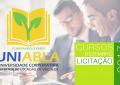 """UNIABLA promoverá no Mato Grosso do Sul dia 05/12 o curso """"Licitação"""""""