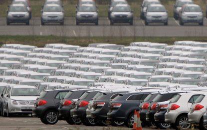 Venda de veículos novos cresce 27,5% no Brasil em outubro