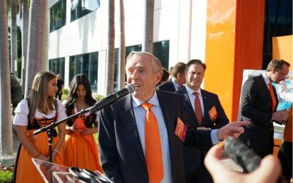 Sixt Launches North American Headquarters