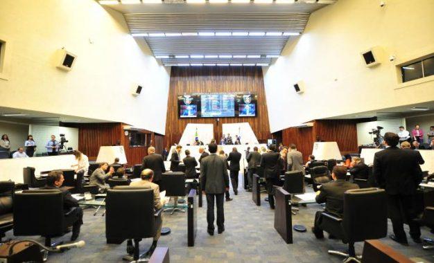 Assembleia Legislativa aprova 29 projetos de lei na sessão plenária desta terça-feira (5)