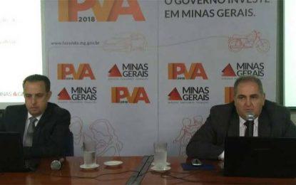 MG | Governo de Minas divulga escala para pagamento do IPVA 2018