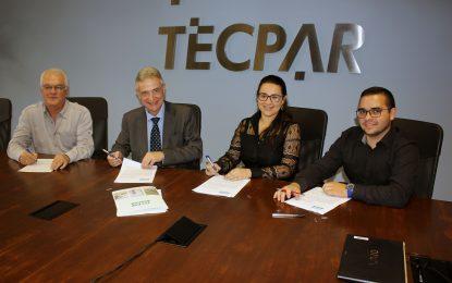 Empresa com produtos automotivos sustentáveis entra no programa de incubação verde no Tecpar