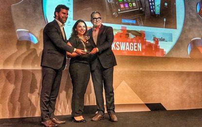 Volkswagen é eleita Marca Digital do Ano 2018