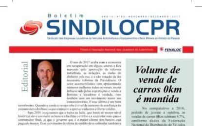 Boletim Sindiloc- PR Ed. 83