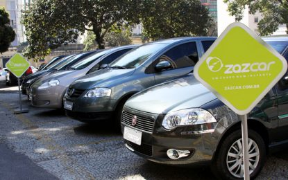 Zazcar, de compartilhamento de carros, recebe aporte da Inseed