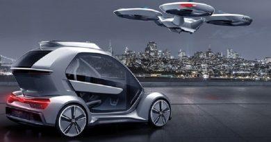 """Quem se deparava com a aeronave desenvolvida pela Hyundai em parceria com a Uber não entendia bem o porquê de ser chamada """"carro voador"""". Traça futuro da mobilidade aérea."""