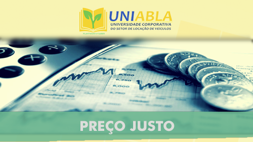 """UNIABLA promoverá em Belo Horizonte-MG dia 26/04 o curso """"Preço Justo"""""""